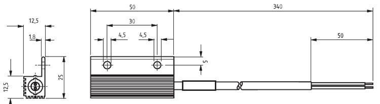 用74ls48做的小型电路图
