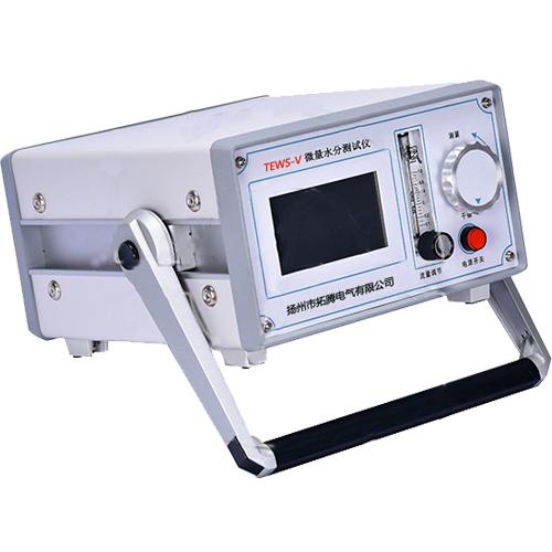 电路控制技术而研发设计的,是测量sf6气体中微量水分含量的高精度智能